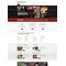 Moto CMS HTML šablona na téma Kasino online č. 54777