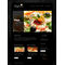 Moto CMS HTML šablona na téma Café a restaurace č. 41947