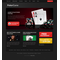 Moto CMS HTML šablona na téma Kasino online č. 42691