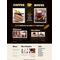 Moto CMS HTML šablona na téma Café a restaurace č. 44707