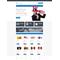 OpenCart e-shop šablona na téma Lidé a společnost č. 48075