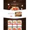PrestaShop e-shop šablona na téma Café a restaurace č. 59054
